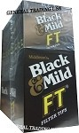 Black & Mild Filter Tips FT 50 CT